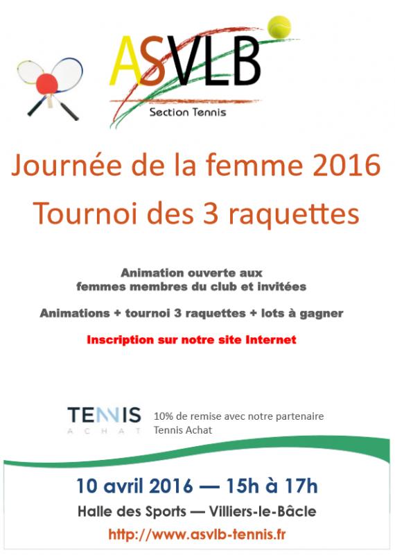 Journée de la femme 2016