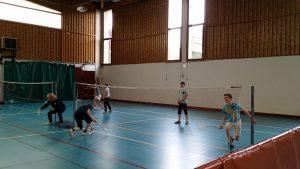 Badminton Fête du tennis 2016