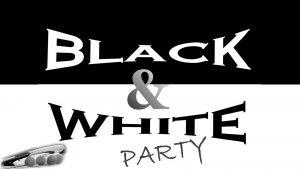 soirée Black & White 21 janvier 2017