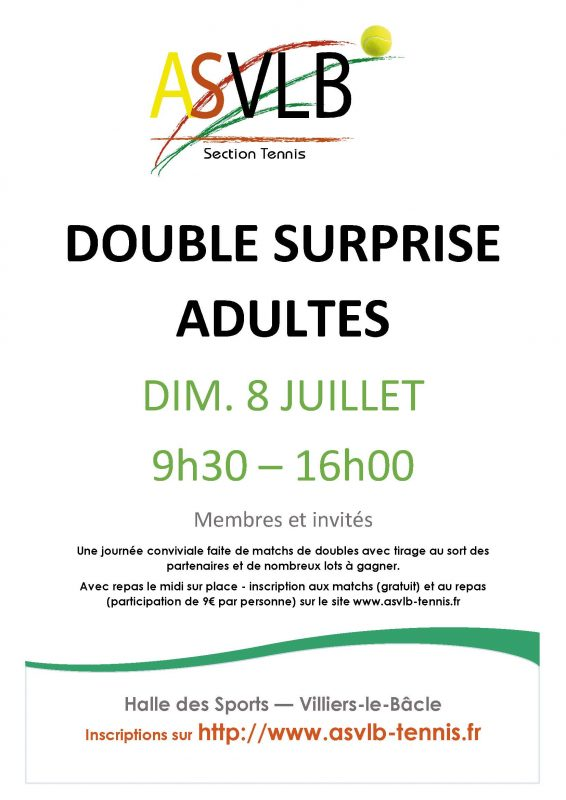 Tournois double-surprise