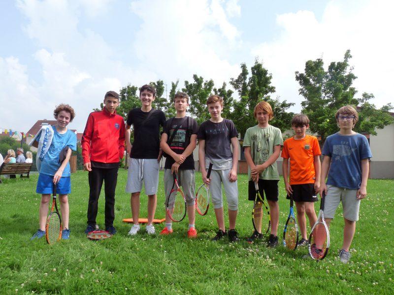 poule ados tennis