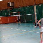 Jeunes filles au bad Fête du tennis 2016